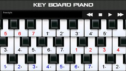 真正完美的android钢琴软件