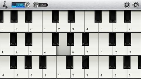 ink钢琴谱子