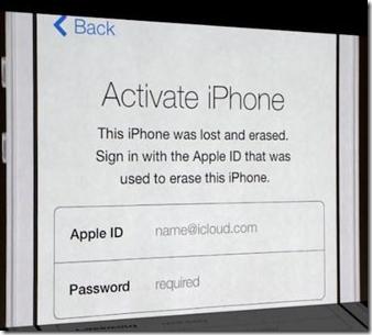 activate iphone