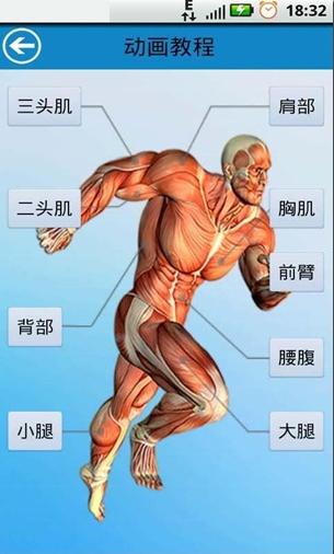 健身专业 for android