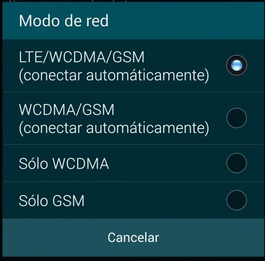 sm-g900m 4.4.2 三星s5开启4G网络