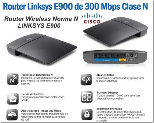 Broadcom芯片路由器linksys e900