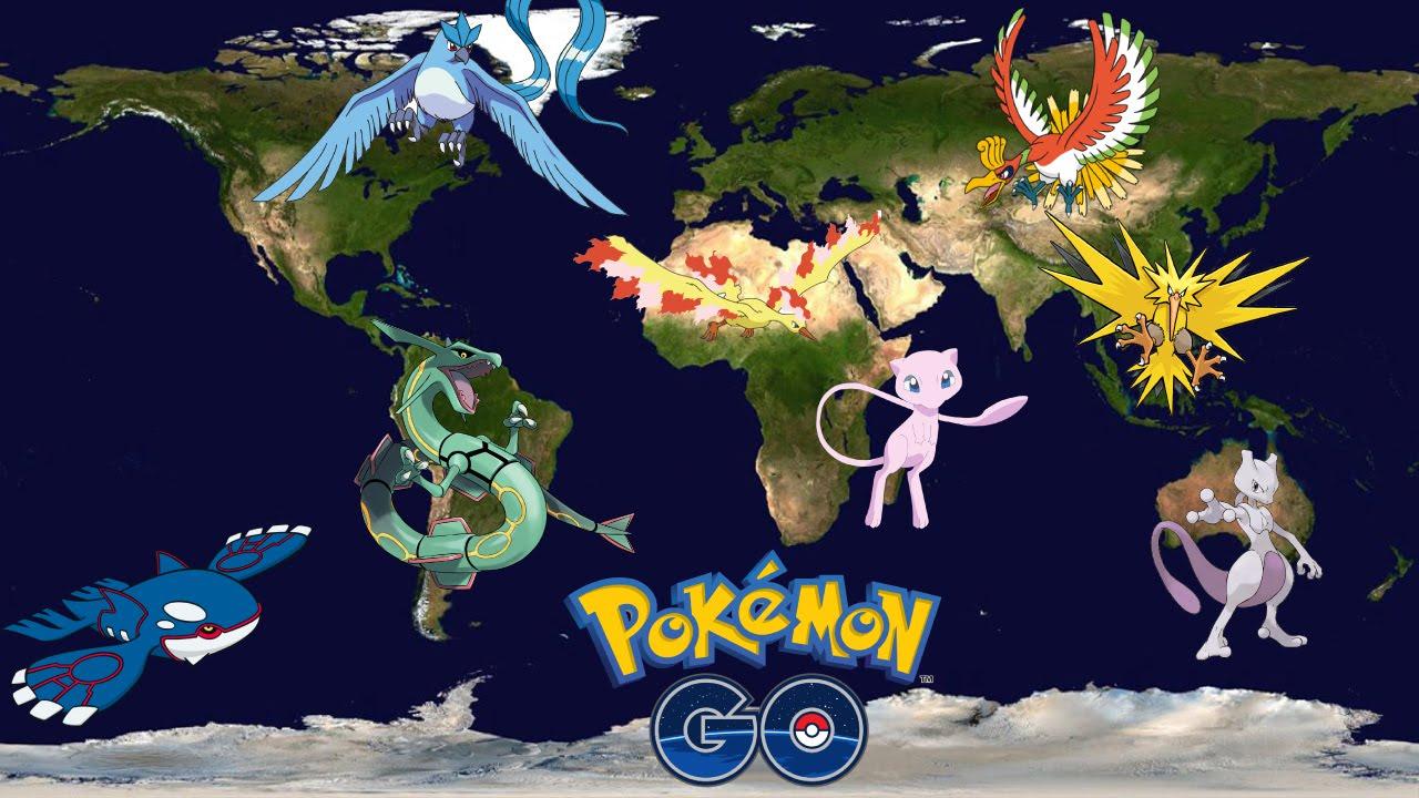 Pokemon Go for 阿根廷