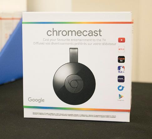 Google Chromecast使用体验