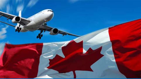 加拿大十年签证到手了